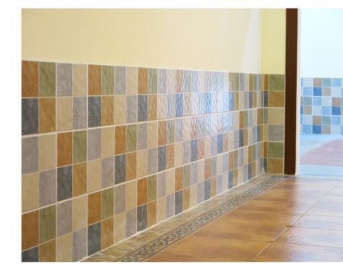 区分仿古砖和釉面砖