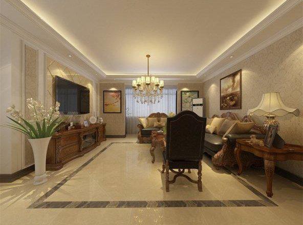 木地板和瓷砖
