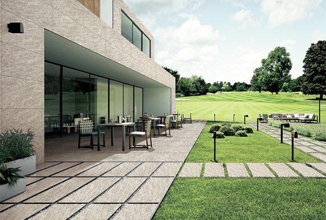 大板陶瓷砖或成绿色建筑发展趋势