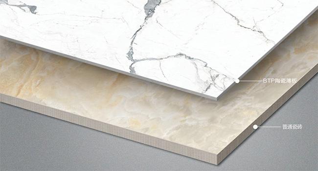 陶瓷片厂家教您正确选购陶瓷薄板