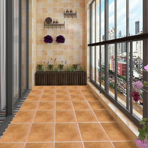 阳台瓷砖选择