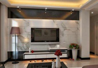瓷砖/岩板电视背景墙