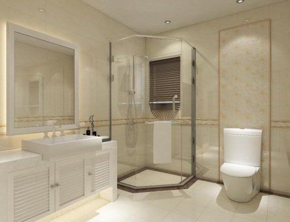 卫生间装修瓷砖