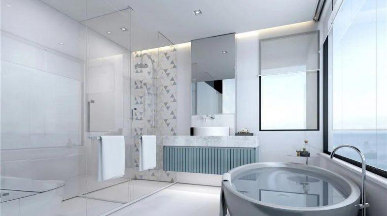 卫浴瓷砖选购