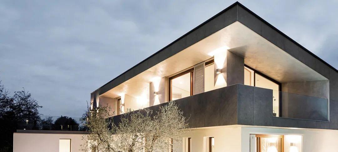大岩板应用:建筑外墙干挂岩板