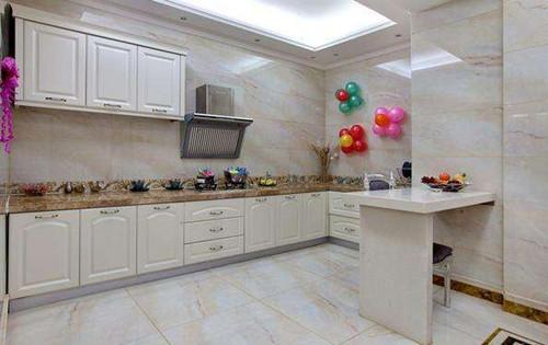 厨房墙砖颜色