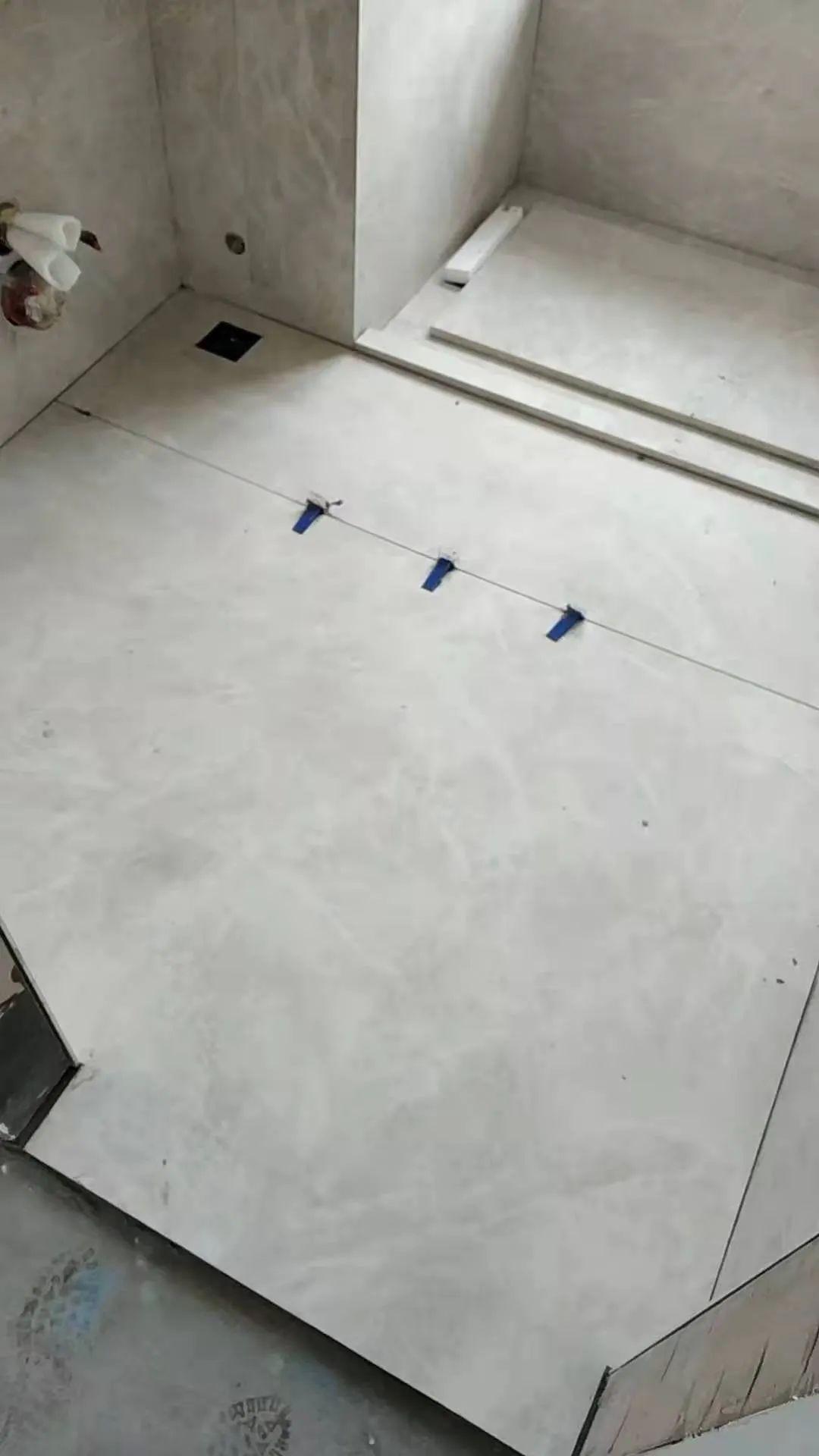 岩板适合做卫生间淋浴间地面