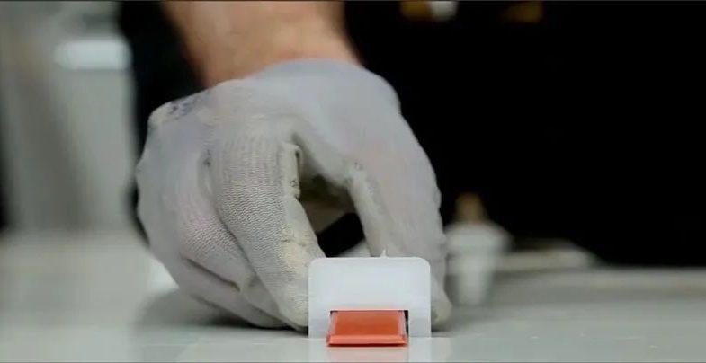 岩板和陶瓷大板安装工艺流程