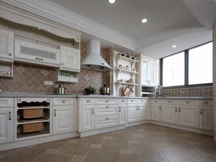 厨房墙面瓷砖选择